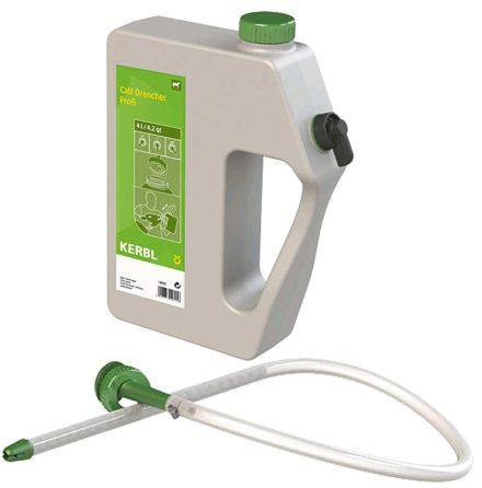 Kalvingivare Profi 4 Liter med flexibel sond