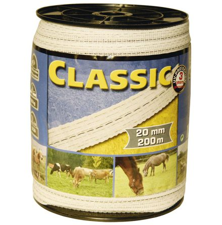Elband Classic 10 mm 200 Meter. 3,58 Ohm/m