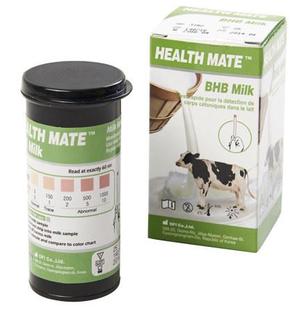 BHB Mjölk Keton test, 25 st