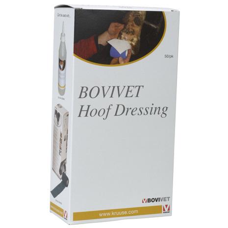 Klövkompress / Klövbandage Bovivet Hoof Dressing 50-pack