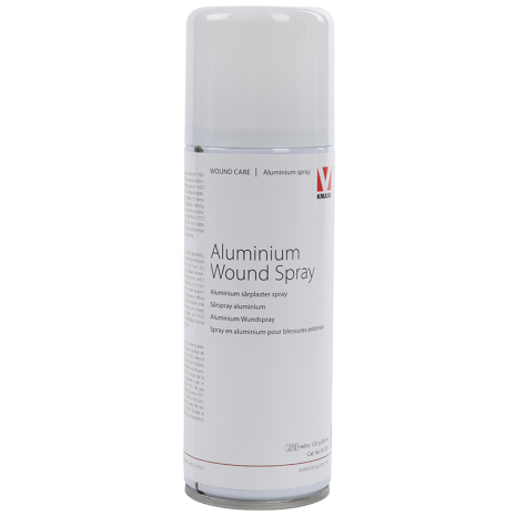 Sårspray Aluminium Kruuse 200 ml