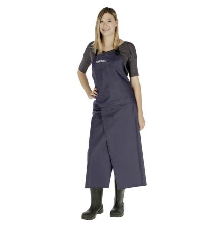 Mjölkförkläde / Skyddsförkläde med sprund 100 x 125 cm