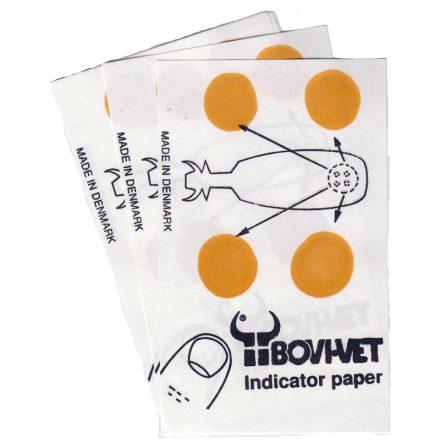Mastit-Test / Indikatorpapper 25-pack